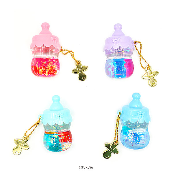 Milk Bottle Oil Charm