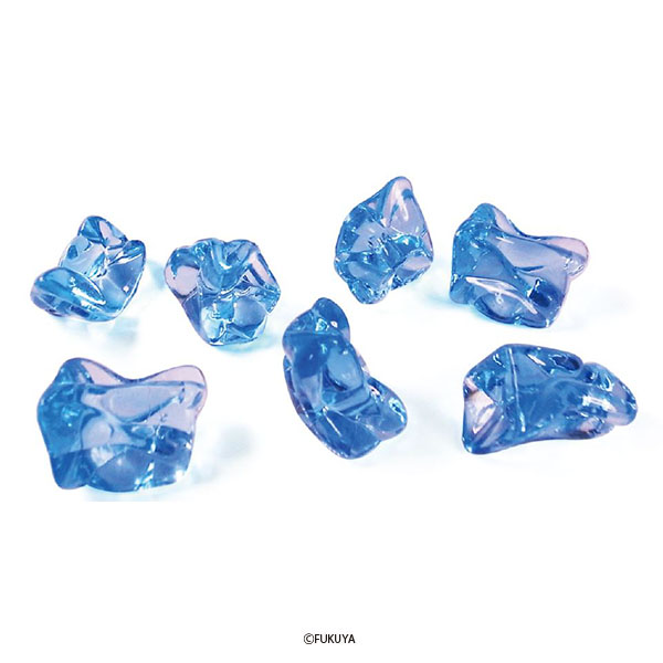 ACRYLIC STONES - LIGHT BLUE